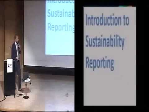 SD Forum 5/2014 : Welcome Speech และ Global Trends of Sustainability Reporting ช่วงที่ 1