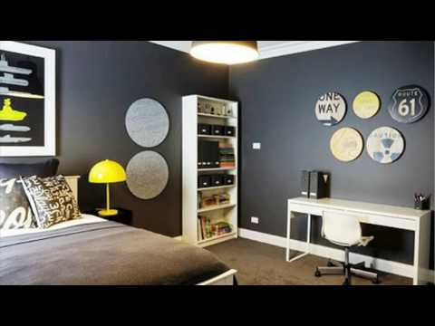 Kids Bedroom Paint Grey
