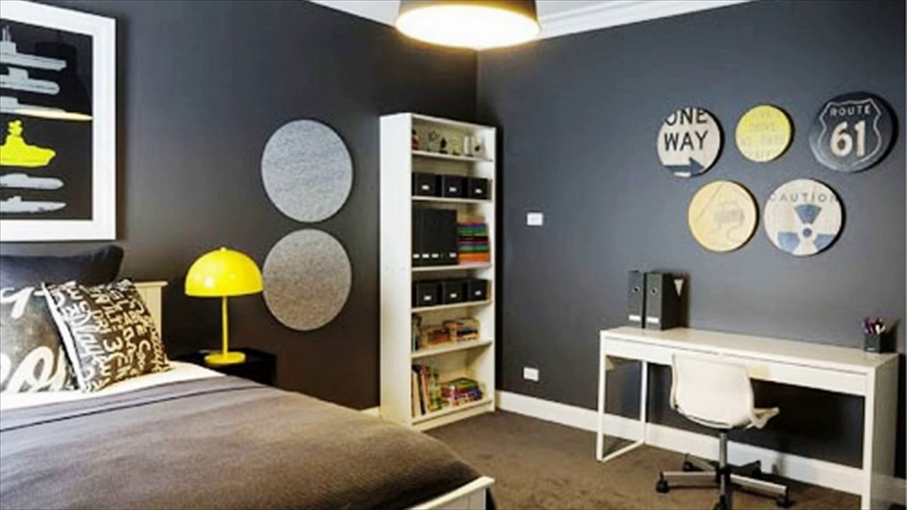Kids Bedroom Paint Grey   YouTube