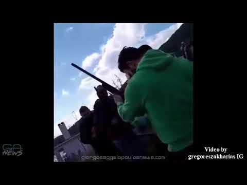 Γιώργος Αγγελόπουλος και έθιμα της Παναγιάς της Κουνίστρας στη Σκιάθο - 20 Νοεμβρίου 2017 (Μέρος 1)