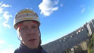 Промышленный альпинизм. Промальп. Альпинист(, 2015-10-05T17:39:44.000Z)