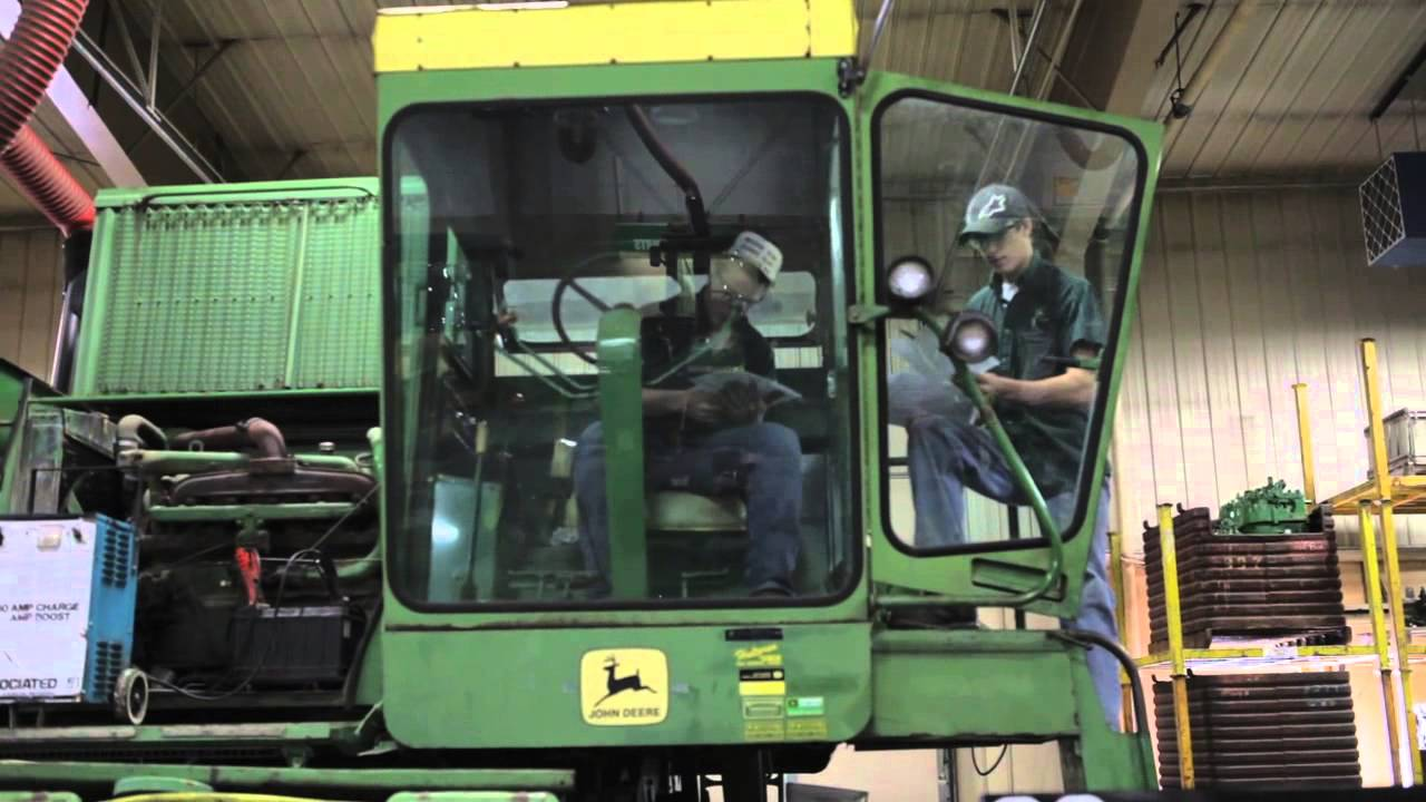 Nicc John Deere Tech Program