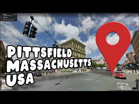Pittsfield Massachusetts Is A Great Old Historic Town.