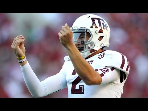 Ultimate Johnny Manziel Highlights (HD)