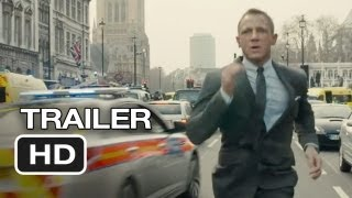 Skyfall Official Trailer #2 (2012) - James Bond Movie HD