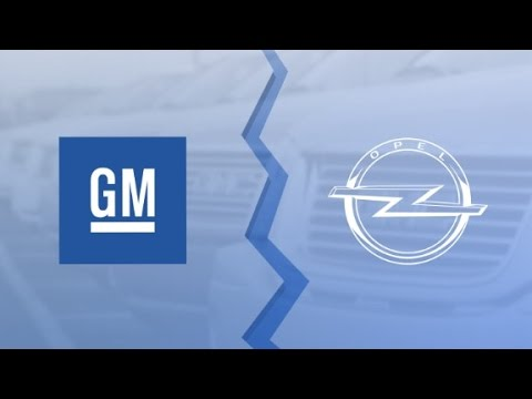 GM selling its European business in $2.3 billion deal