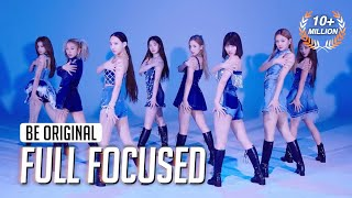 (Full Focused) TWICE(트와이스) 'I CAN'T STOP ME' 4K | BE ORIGINAL