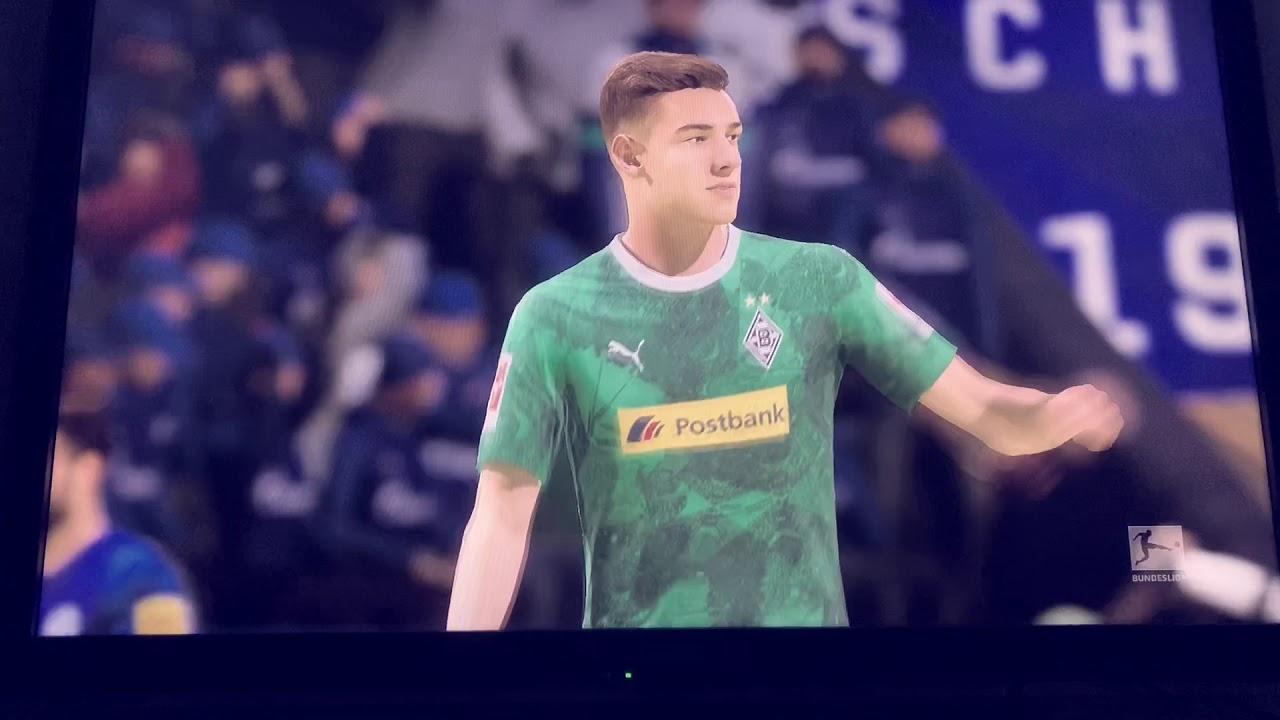 Schalke Gegen Mönchengladbach