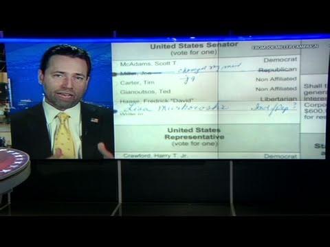 CNN: Joe Miller: Still fighting, won