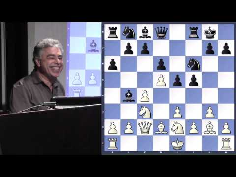 Botvinnik vs. Bronstein | World Championship 1951 - GM Yasser Seirawan - 2015.09.10
