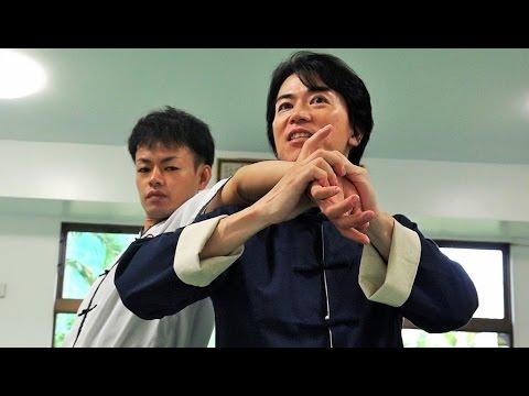 攻防一体すぎる!中国武術の関節技!Qin-na, Kung-fu Technique!