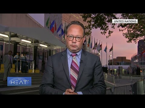 The Heat: Chinese Foreign Minister, Wang Yi, addresses UNGA Pt 1