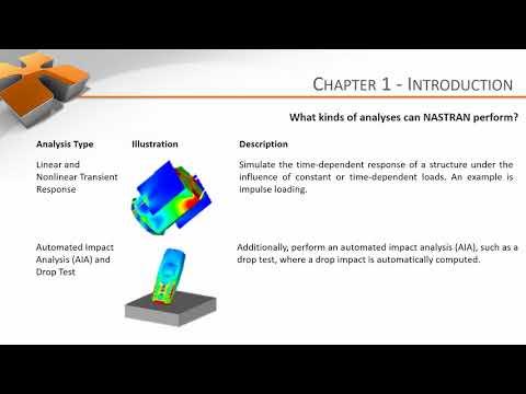 Nastran In-CAD Introduction