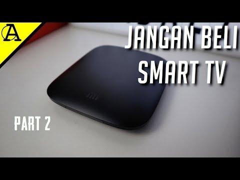 Mending ini dari Smart TV : MI BOX 3 REVIEW