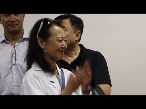 Visita da delegação chinesa e do Ministério da Cidadania à Valparaíso de Goiás