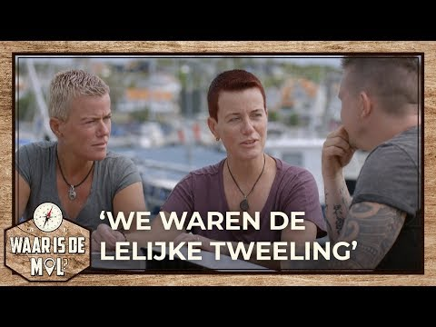 Ellie en Marja over GEPEST worden  Waar is De Mol?