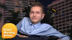 Volunteer for the First Ever Head Transplant Surgery Changes His Mind | Good Morning Britain