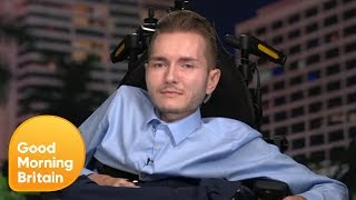 Volunteer for the First Ever Head Transplant Surgery Changes His Mind   Good Morning Britain