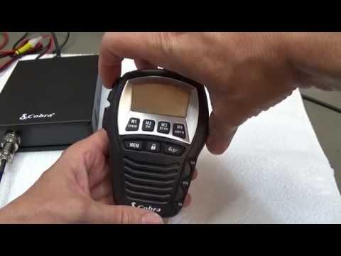 #56 CB Radio Lab Test: Cobra ST 75 EU