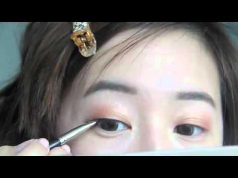 Trang điểm nhẹ nhàng cho ngày 8.3 - www.khoemoingay.vn