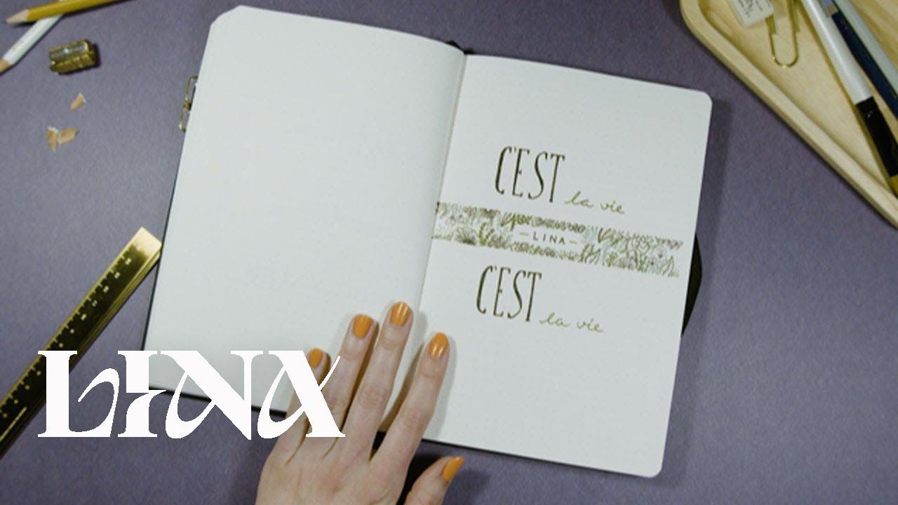 Lina - C'est La Vie (Lyric Video)