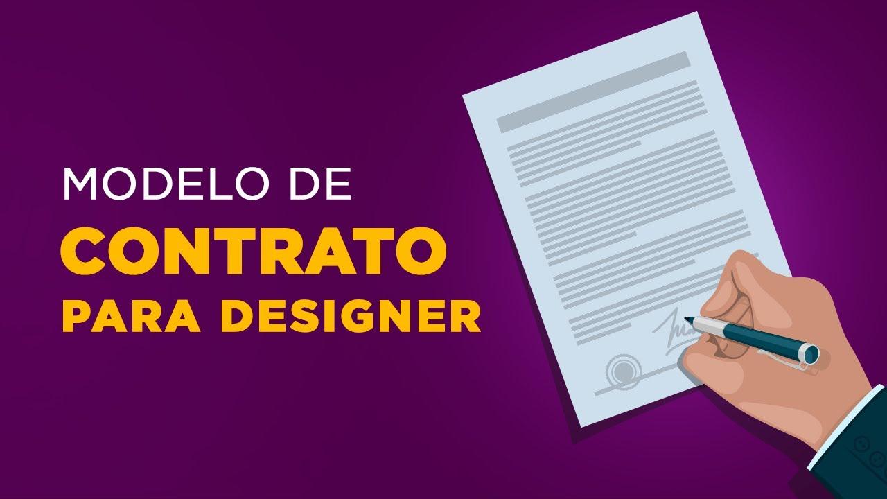 Modelo De Contrato Para Designer Briefing E Proposta Comercial Youtube