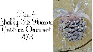 Day 4 of 10 Days of Christmas Ornaments with Cynthialoowho 2013