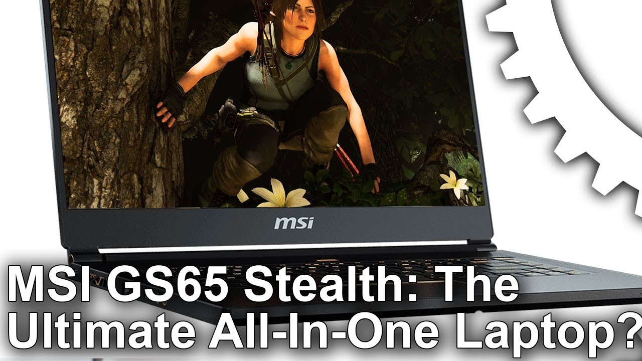MSI GS65 Stealth review: the ultimate all-in-one laptop? • Eurogamer net