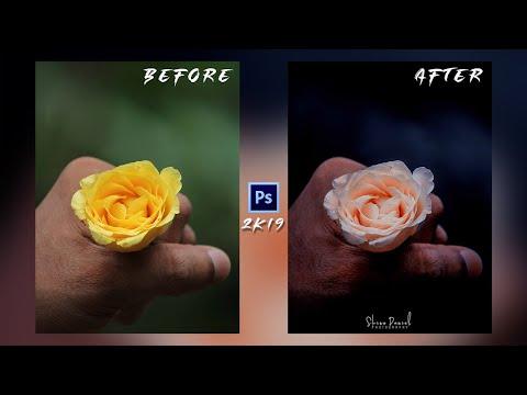 Rich Tone in Photoshop CC 2019 Malayalam || Photoshop Tutorial || wedding Style Editing thumbnail