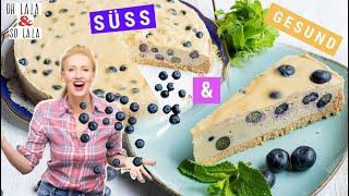 ⭐️ Die weltbeste Torte❗️Sweet & Healthy 💚 Sommertorte ohne Backen 👻 zuckerfrei & glutenfrei