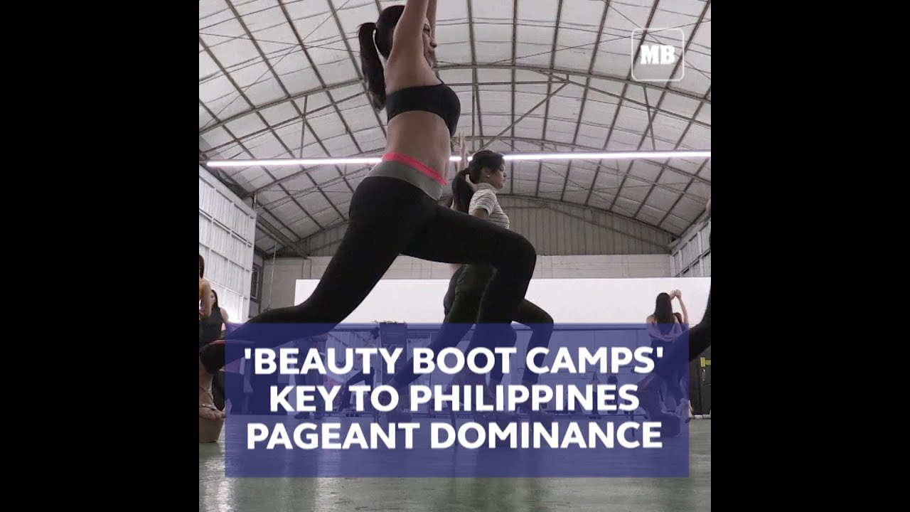 'Beauty boot camps' key to Philippine pageant dominance