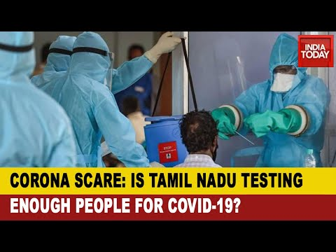 Chennai Covid Crisis: Covid Cases Are On Surge In Tamil Nadu