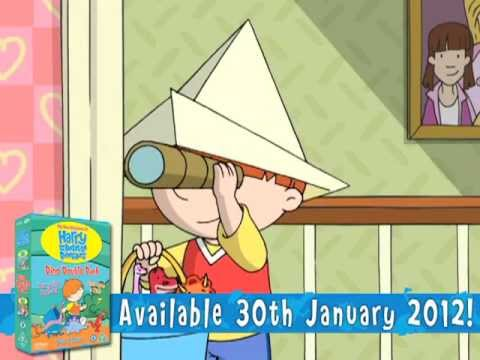 Harry and his Bucket Full of Dinosaurs Dino Double Pack DVD - YouTube