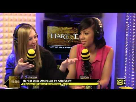 Hart of Dixie After Show w/ Mircea Monroe Season 3 Episode 9  | AfterBuzz TV