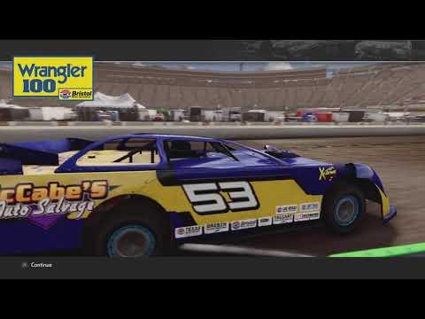 Wrangler 100 | NASCAR Heat 4 Career Mode Part 7 |