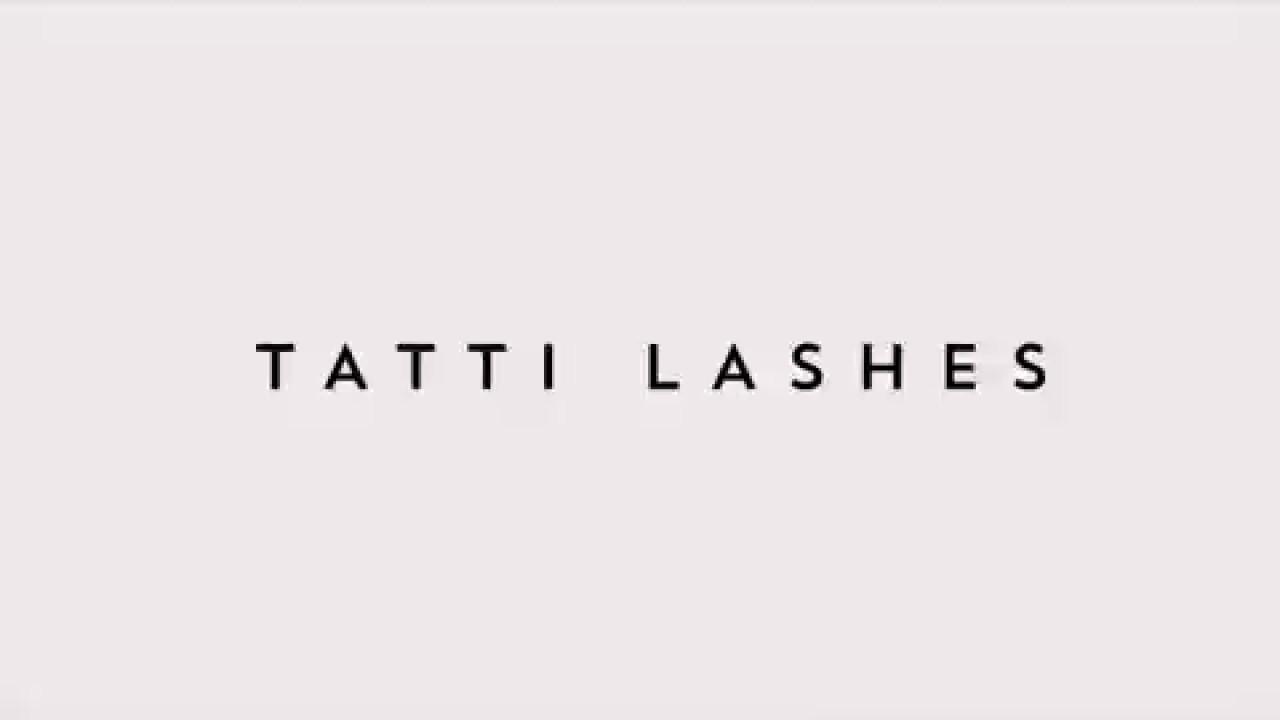 68642f31c68 Tatti lashes campaign - official video! - YouTube