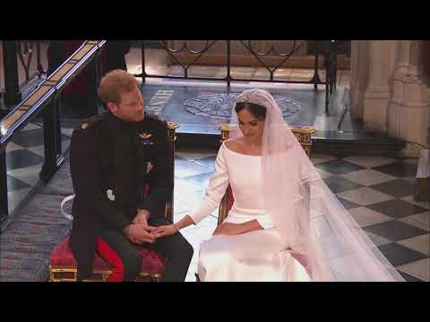 Stand by Me - Karen Gibson and The Kingdom Choir - The Royal Wedding [HD]