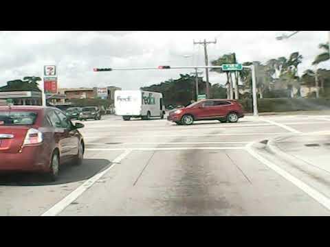Driving Around Hialeah, Florida | Mari