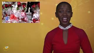 Het 10 Minuten Jeugd Journaal 14 februari 2020(Suriname / South-America)
