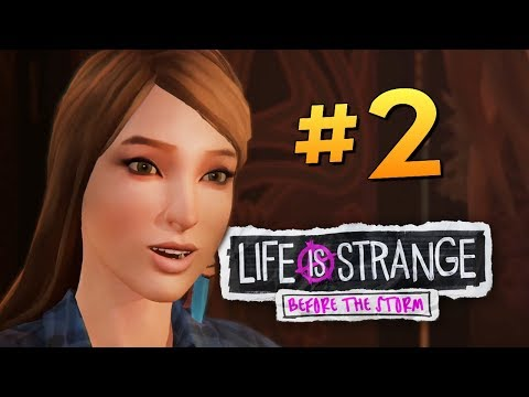 видео: РЭЙЧЕЛ ЭМБЕР - Life Is Strange: Before The Storm #2