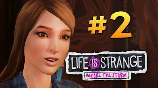 РЭЙЧЕЛ ЭМБЕР - Life Is Strange: Before The Storm #2