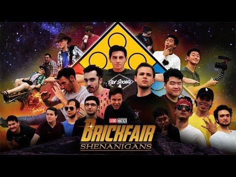 BrickFair: Virginia 2018 Shenanigans