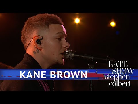 St. Pierre - Kane Brown Rocks Late Night