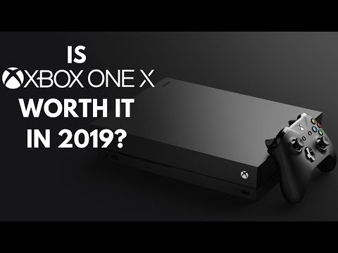 Should You Buy A Xbox One X In 2019