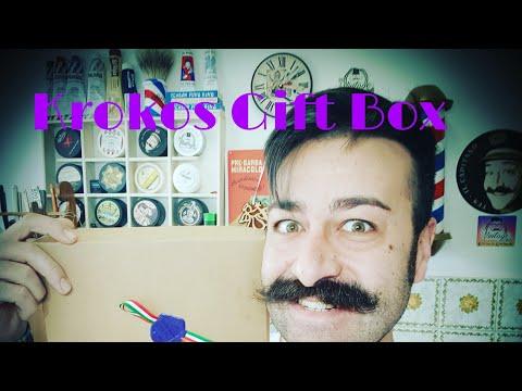 Krokos Gift Box - Qshave - 7 o Clock Verdi Gillette