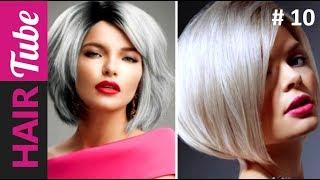 видео Стрижки для тонких волос: короткие, средние и длинные + фото