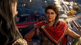 Assassins creed odyssey gameplay 4k Hd (unreleased) 1440p