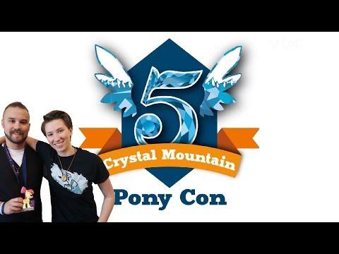 Crystal Mountain Pony Con 2017