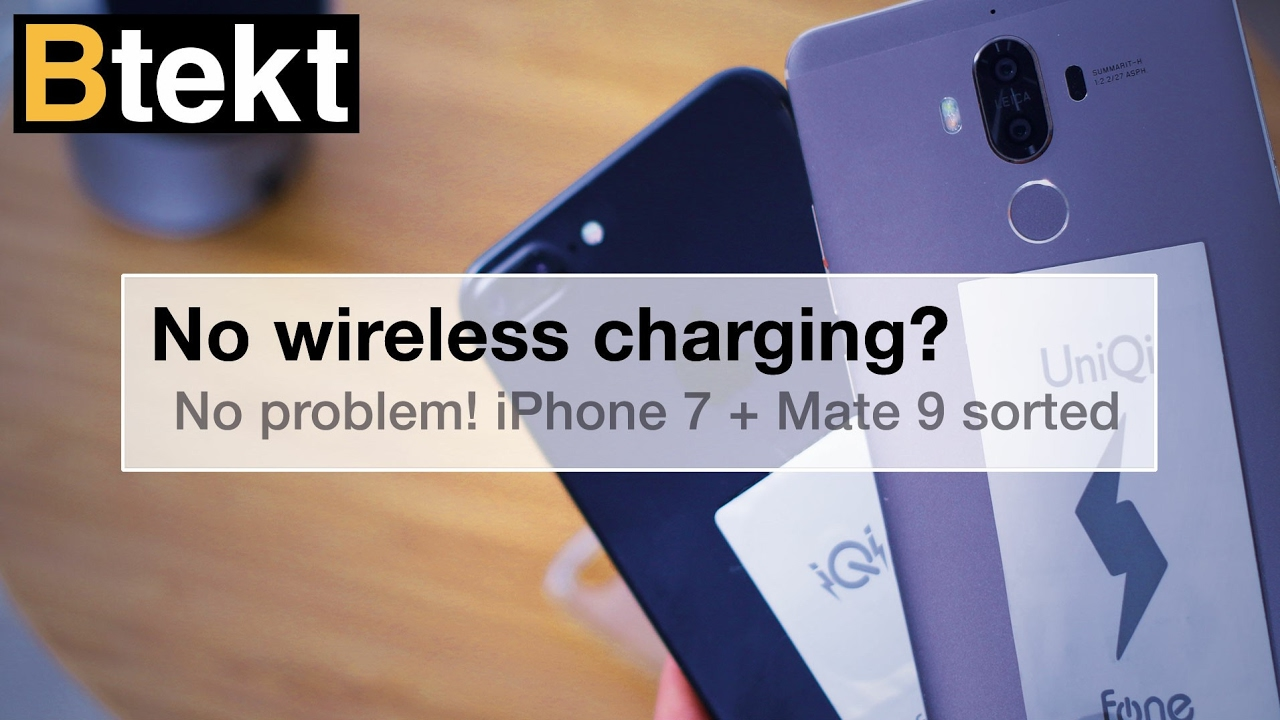 Wireless Charger Mate 9 Wire Center Arduinomotionsensorcircuitschematicpng Charge Your Iphone 7 And Usb C Lightning Qi Ftw Rh Youtube Com Android