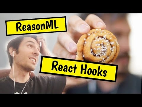 Trying ReasonML with React hooks for the first time (Jared Forsyth) thumbnail